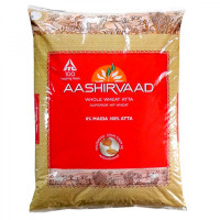 Aashirvaad Whole Wheat Atta, 500g