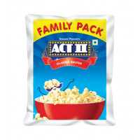 Act II Classic Salted Popcorn Family Pack, 120g
