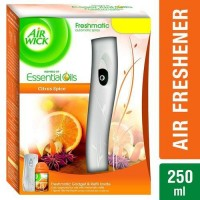 Airwick Freshmatic Complete Kit - Automatic Air Freshener - Citrus Spice (250 ml)