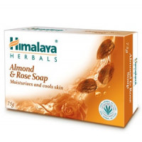 Himalaya Almond & Rose Soap 125g
