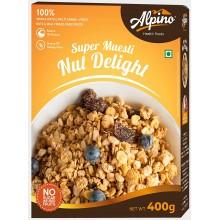 Alpino Super Muesli Nut Delight, 400g