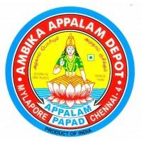 Ambika Appalam, 100g