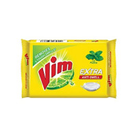 Vim  Anti  Smell  Dishwash  Bar,  250g