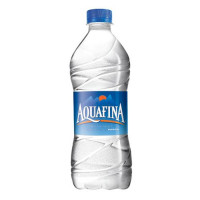 Aquafina 500ml mineral water bottle