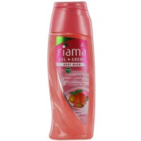 Fiama Ashwagandha and Almond Cream Gel + Creme Bodywash, 200ml