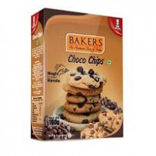 Bakers Chocochips, 100g