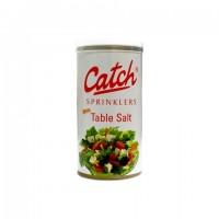 Catch Table Salt - Iodized, 200 gm Tin
