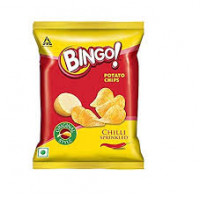 Bingo Yumitos Original Style Chilli, 25.5g