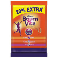 Cadbury Bournvita Pro Health Chocolate Health Drink,  14.4g