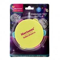 Morisons Baby Dreams Toy Rattle - Premium Duffli 1N