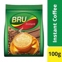 Bru Instant Coffee Powder, 100g