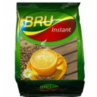 Bru Instant Coffee Powder, 50g