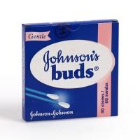 Johnson's Buds 60 swabs