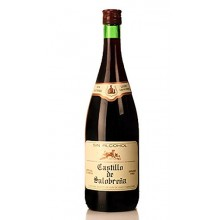 Castillo Red Non Alcoholic Wine, 1ltr