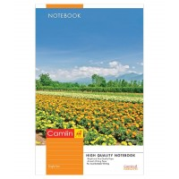 Camlin Long Size Ruled Note Book, 1 Nos 152 Pages