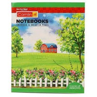 Camlin Ruled Small Size Note Book,1 Nos 164 Pages