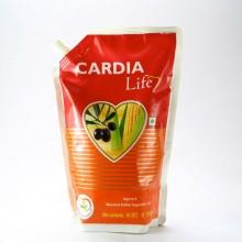 Cardia Life Blended Edible Veg Oil, 1litre