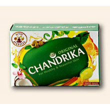 Chandrika Ayurvedic Soap ,125g