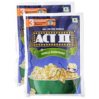 Act II Chilly  Surprise Popcorn,  30g