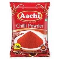 Aachi Powder - Chilli, 100 gm Pouch
