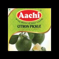 Aachi Citron Pickle, 100g