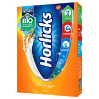 Horlicks Classic Malt Health & Nutrition Drink, 500g