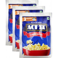 Act II Classic Salted Popcorn, Buy 3 For Rs.50