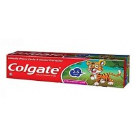 Colgate Kids Toothpaste 2-5 Years (Strawberry Flavor) - 40g