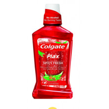 Colgate Plax Spicy Fresh Mouthwash,  250ml