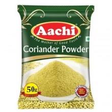 Aachi Powder - Coriander, 50 gm Pouch