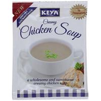 Keya Instant  Chicken Soup, 11g