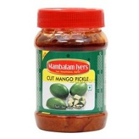 Mambalam Iyers,Cut Mango Pickle,200g