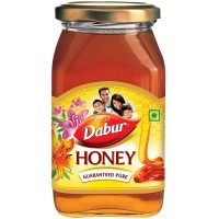 Dabur Honey, 1kg - Free Dabur Honey 300g