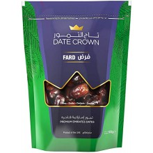 Date Crown - Fard, 250g Premium Emirates Dates