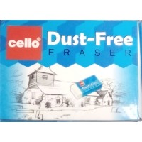 Cello Dust Free Pencil Eraser 20N