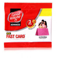 Good Knight Advanced Fast Card ,10pcs