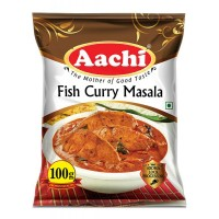 Aachi Fish Curry Masala, 100g