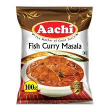 Aachi Masala - Fish Curry Masala, 100 gm Pouch