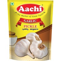Aachi Garlic Pickle, 50g