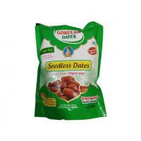 Gokulam Seedless Dates Pouch, 200g