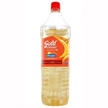 Gold Winner Sunflower Refined Oil, 1ltr Jar