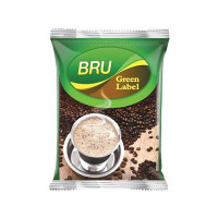 Bru Green Lable Coffee Powder, 50g