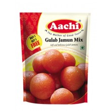 Aachi Gulab Jamun Mix Powder, 175g  Buy 1 Get 1 Free