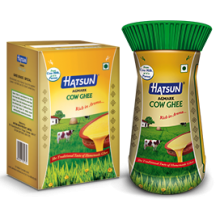Hatsun Ghee 500ml - Save Rs 10