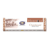 Cycle Heritage Chandanam Incense Sticks, 34g