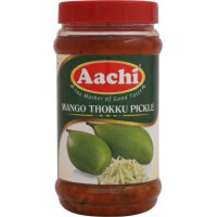 Aachi Thokku Mango Pickle  (1 kg)