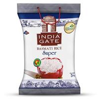 India Gate Basmati Rice Super , 1kg