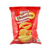 Bingo  Yumitos Juicy Tomato Ketchup Potato Chips, 26g