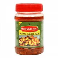 Mambalam Iyers Kalyana Mango Pickle,200g