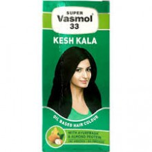 Super Vasmol Kesh Kala, 100ml